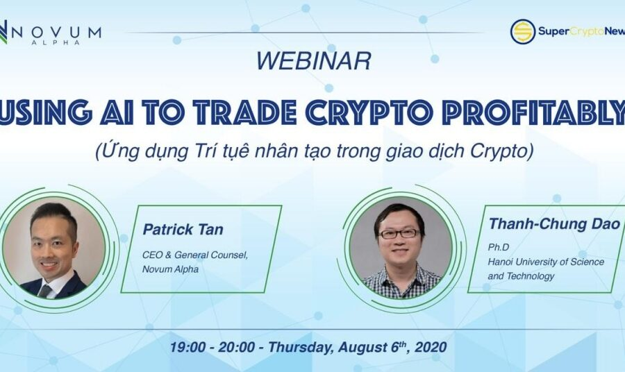Exclusive Webinar With Novum Alpha: AI Technology In Crypto Investment