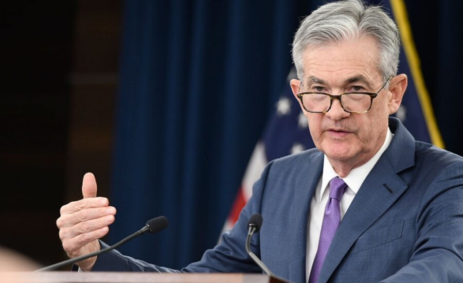Federal Reserve Chairman Jerome Powell on New Inflation-Focused Policy; Bitcoin Drops 1.5% Overnight