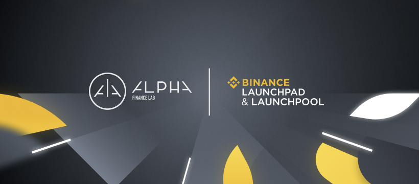 Alpha Finance Lab's DeFi Ecosystem Unveiled on Binance Launchpad & Launchpool