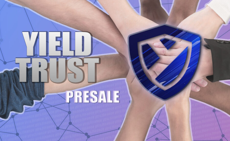 yield-trust-defi-protocol-with-anti-manipulation-and-unique-trust-score-feature-–-presale-now-live