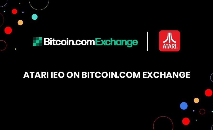 Atari Announces IEO Collaboration and Listing of the Atari Token with Bitcoin.com Exchange