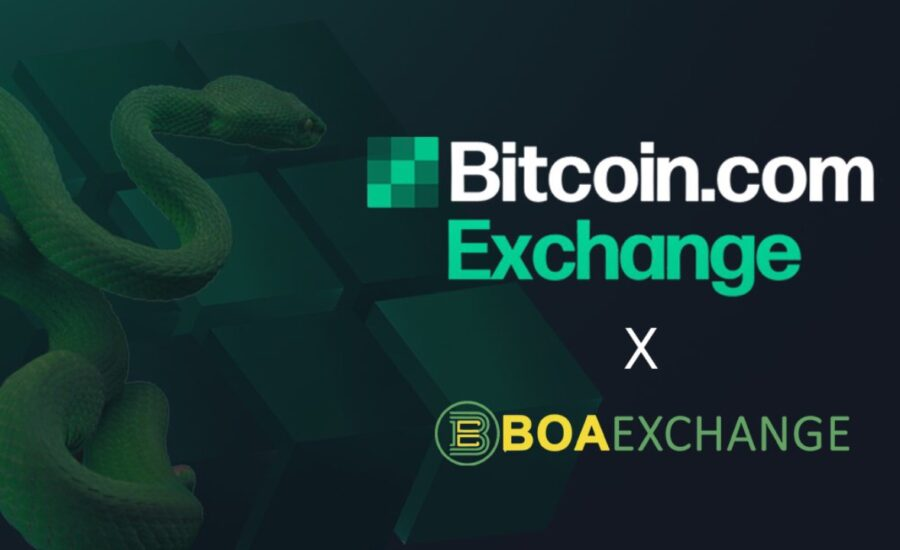 Bitcoin.com Exchange Acquires BOA Exchange To Reach New Markets