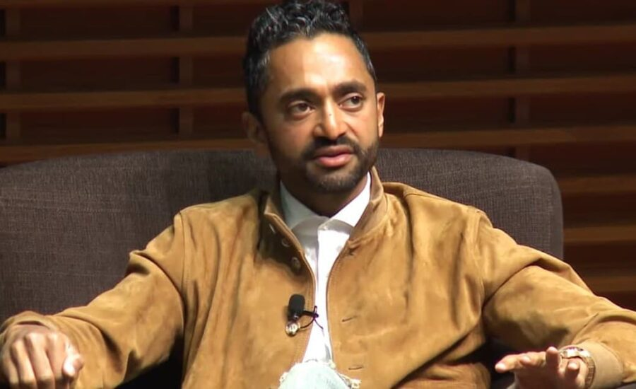 Bitcoin Helps Me Sleep Soundly at Night: Social Capital CEO Chamath Palihapitiya