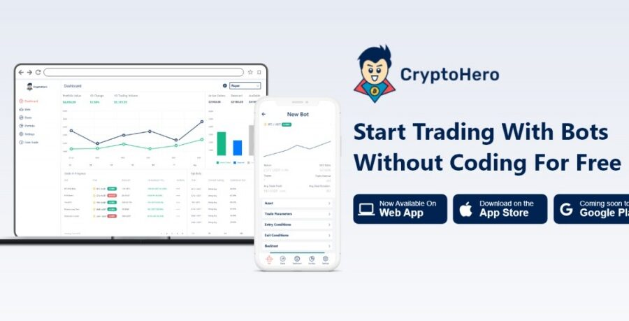 Singapore-based Crypto Investment Firm Novum Launches a Free Trading Bot – CryptoHero