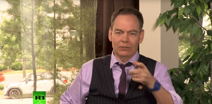 Warren Buffett Will See His Wealth Hyperinflate While Bitcoin Price Does 40-80x, Says Max Keiser