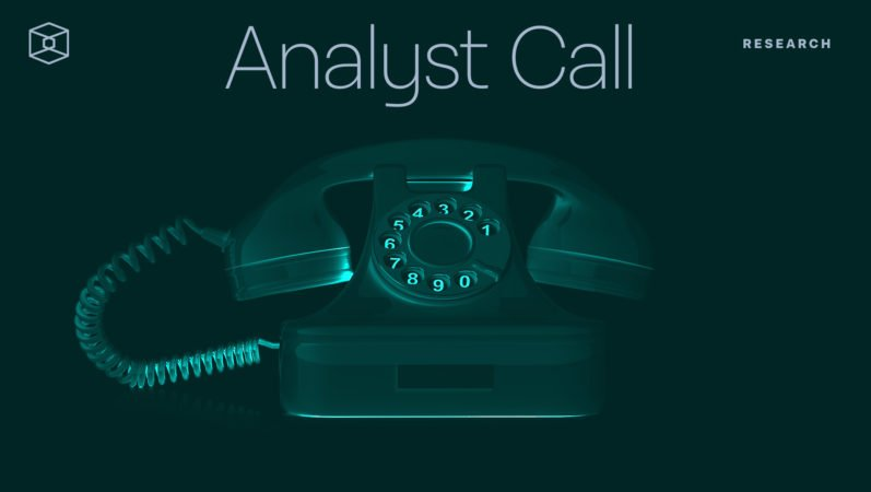 The Block Research   October Analyst Call