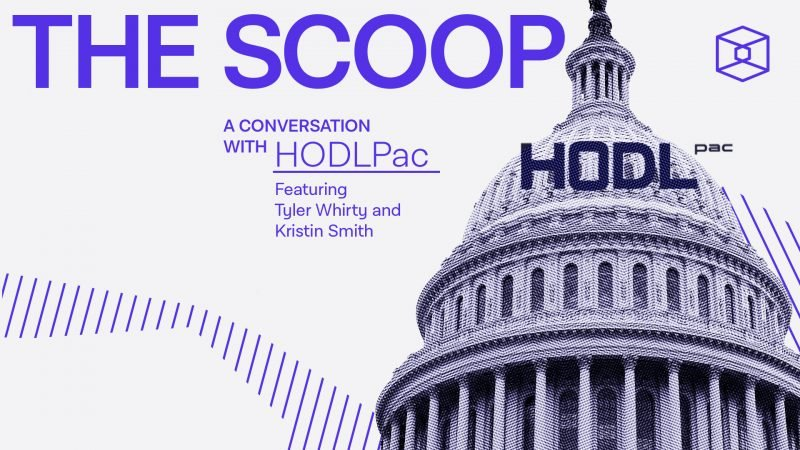 DC veterans say money is key for crypto issues to be heard. So, they formed a PAC