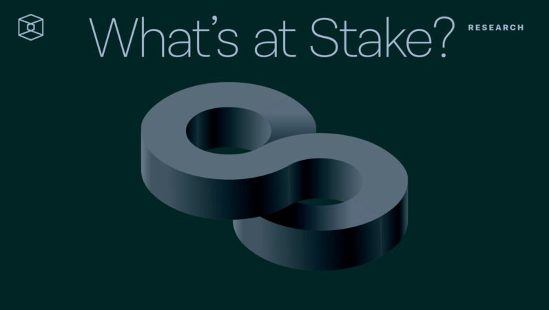 Roughly $12 billion is allocated to the top 10 largest staking networks staking value