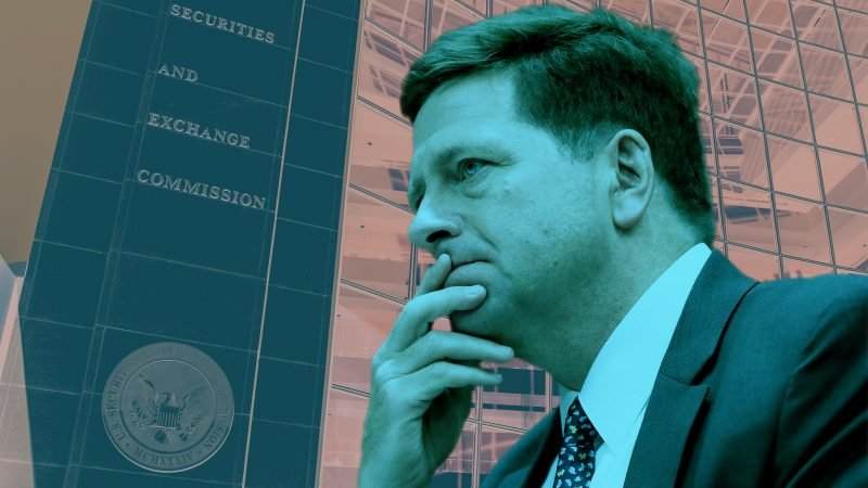 SEC chairman Jay Clayton is stepping down, months ahead of his scheduled departure