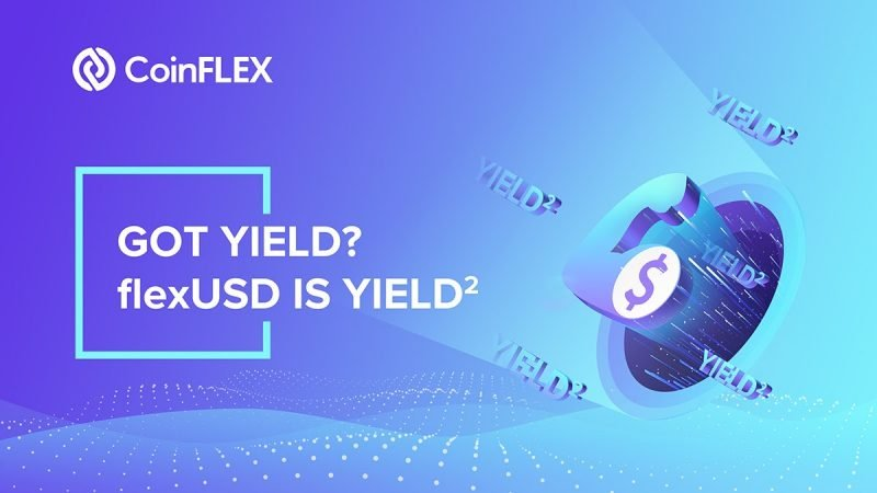 [SPONSORED] CoinFLEX launches the first interest bearing stablecoin
