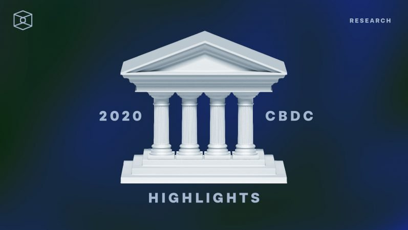 2020 U.S. CBDC Highlights