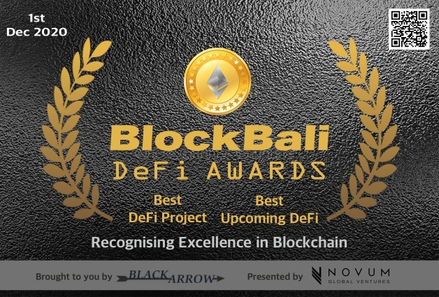 Nominate Your Favourite DeFi Projects for BlockBali's DeFi Awards Now