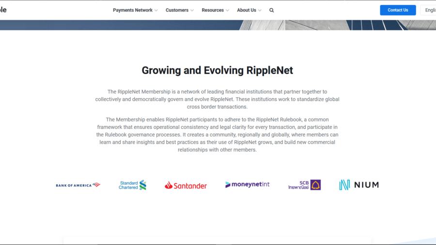 Breaking: Ripple confirms Bank of America as a RippleNet client