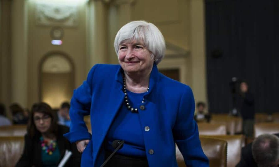 Former Fed Chairwoman And Bitcoin Bear Janet Yellen Nominated For Treasury Secretary