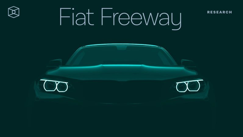 Fiat Freeway: The Two Sides of Stablecoins, Cross-Border Freedom, and the Very First Stablecoin?