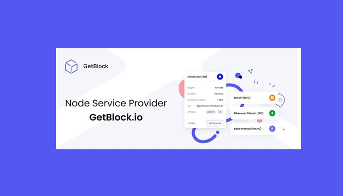 Introducing GetBlock: Instant Access to Full Blockchain Nodes