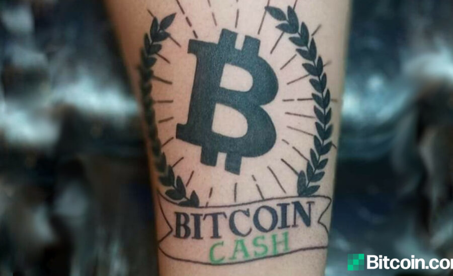 Bitcoin Cash Proponent Tattoos Forearm to Spread Digital Cash Awareness