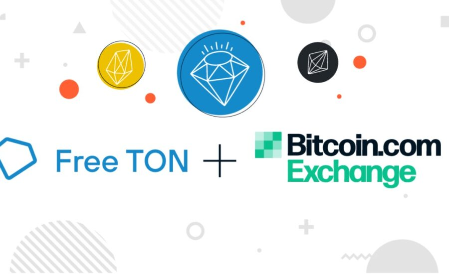 Bitcoin.com Exchange to List Free TON Token as the Next Step in a Decentralised Crypto World