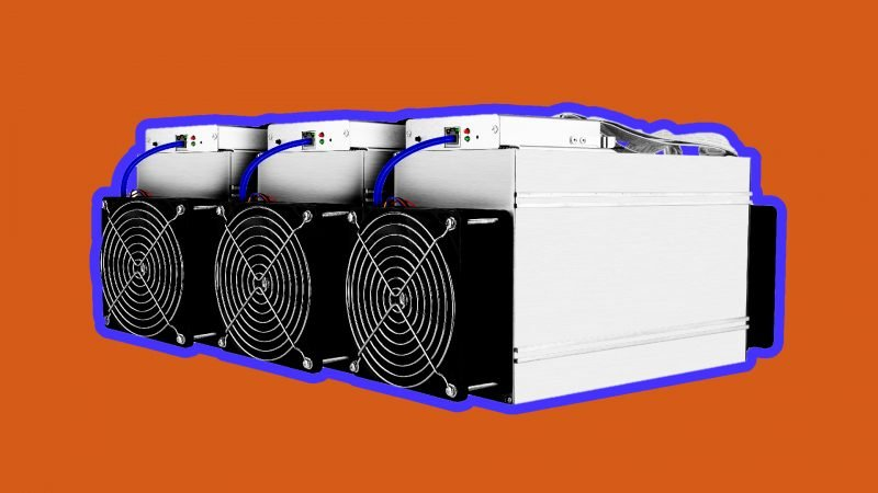 The bidding war for bitcoin mining hardware is heating up