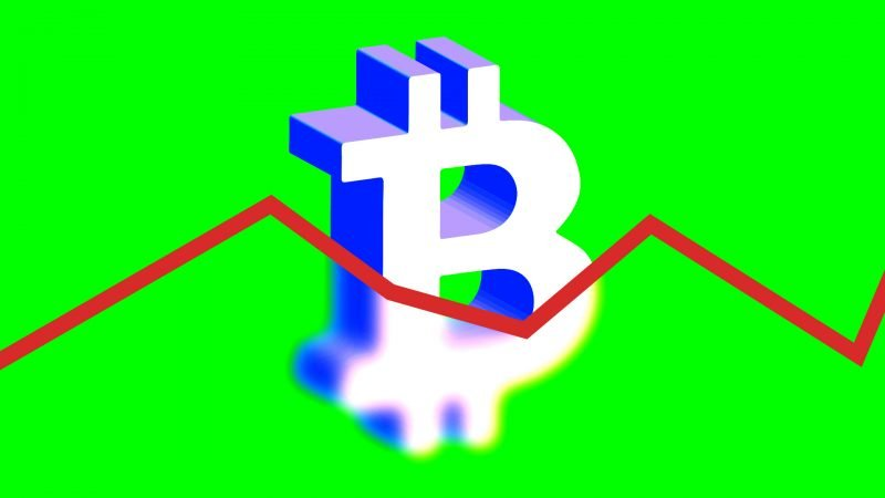 December is already the second-biggest month ever for bitcoin on-chain volumes