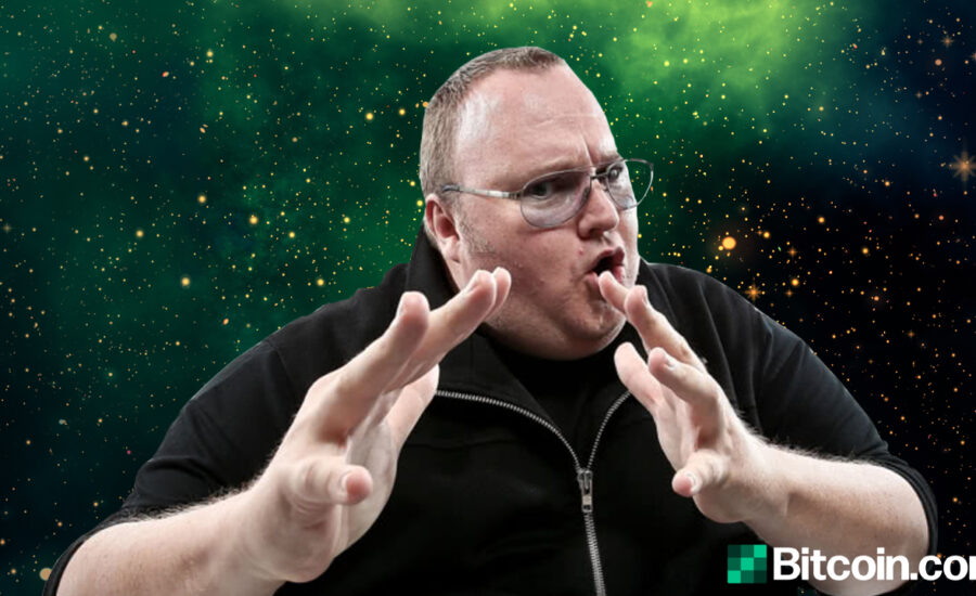 Kim Dotcom Discusses the Swelling Crypto Economy and His Plans to 'Accelerate P2P Electronic Cash'