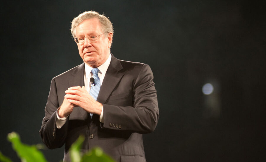Steve Forbes Says Bitcoin's Fixed Supply Limits Its Ability to 'Meet the Needs of a Growing Economy'