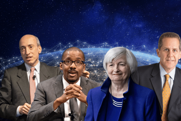 The New US Appointees Who Will Shape The Crypto Market