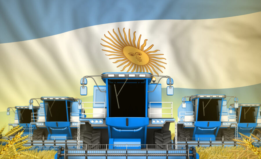 Blockchain Platform to Set up a Tokenization Solution for Argentinean Farmers as Peso Keeps Plummeting