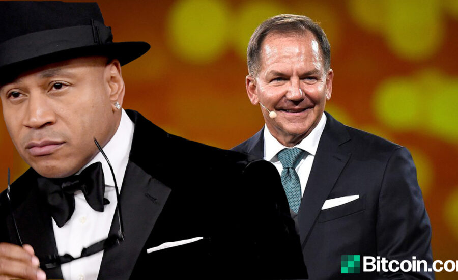Crypto-Centric VC Fund Lures in Billionaire Investor Paul Tudor Jones and Rapper LL Cool J