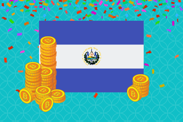 El Salvador Becomes World's First Country To Make Bitcoin Legal Tender