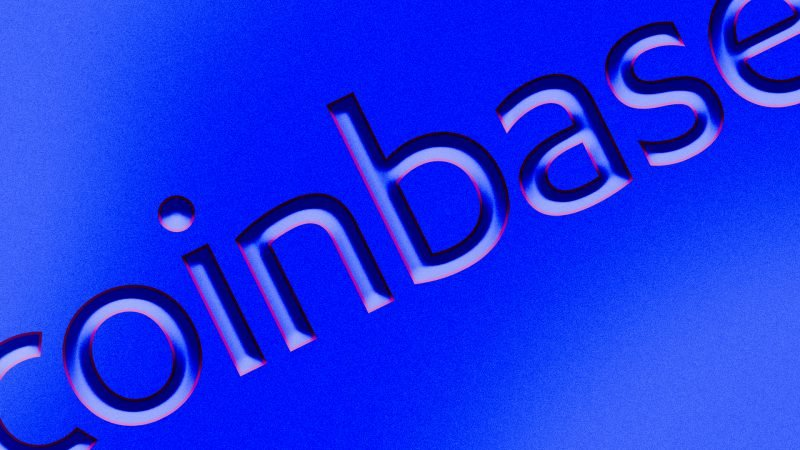 Coinbase stock is trading at around $220, near an all-time low