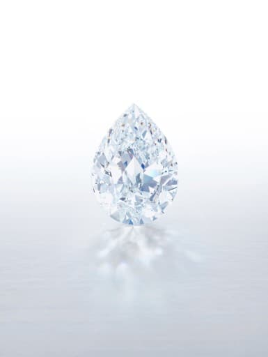 Sotheby's Sells Diamond For $12 Million in Cryptocurrency