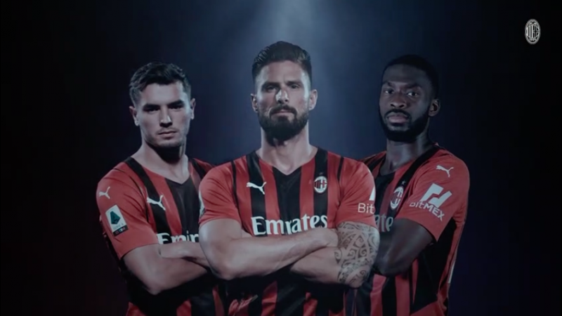 BitMEX scores multi-year deal with AC Milan to put logo on players' sleeves