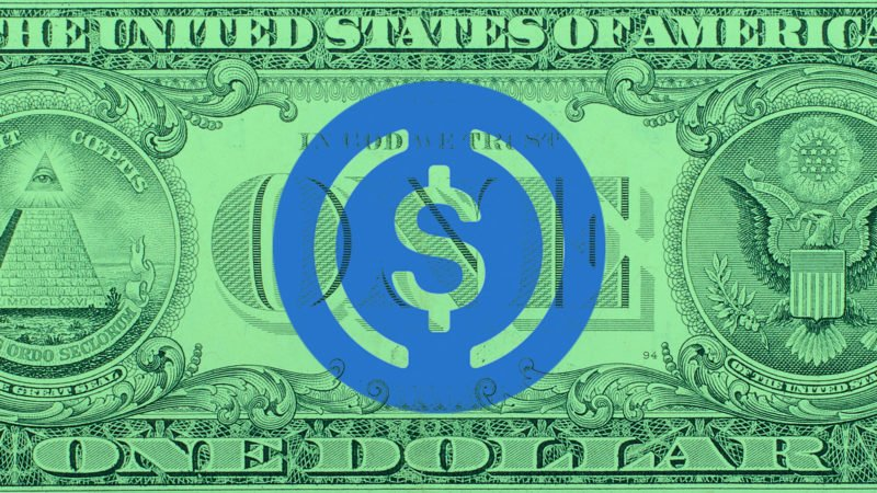 USDC reserves will be reversed to cash and US treasuries only