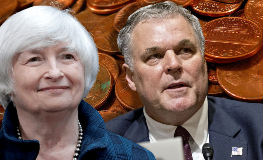 IRS, Janet Yellen Press Lawmakers to Push 'Tax Compliance Agenda' — Banks to Report Deposits, Withdrawals of $600