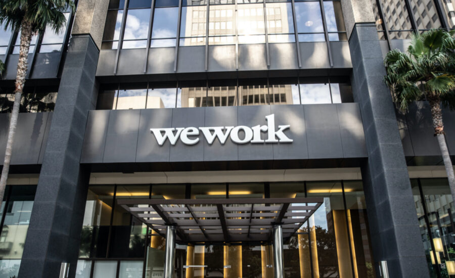 Fintech Firm Revolut Pays for Dallas-Based Wework Workspace With Bitcoin
