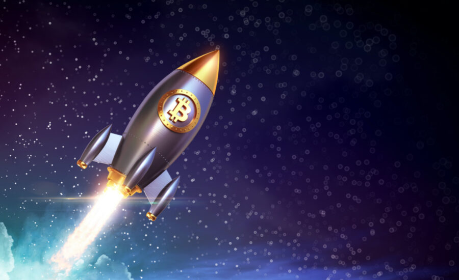 Bitcoin Price Smashes $61.7K High — Leading Crypto Asset Needs to Gain Over 5% to Reach ATH