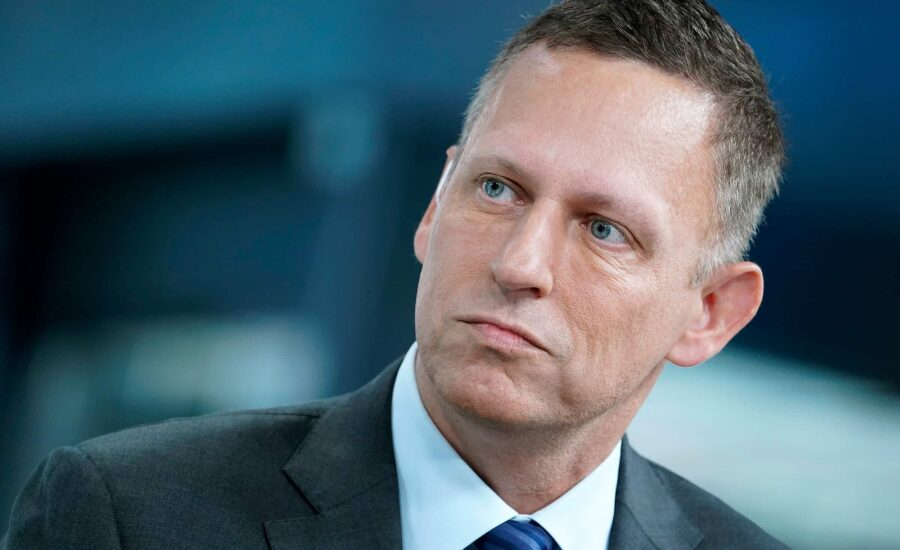 I Feel Underinvested in Bitcoin: PayPal Co-Founder Peter Thiel Says