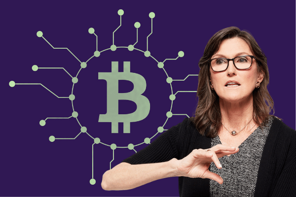 Cathie Wood of Ark Invest Decides Against Buying the First Bitcoin Futures ETF